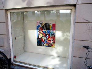helenkholin, udstilling, gadensgalleri