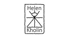 helen kholin logo dansk kunstner danish artist