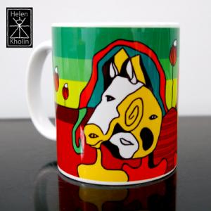 kunst krus kaffekrus kunstkrus helenkholin