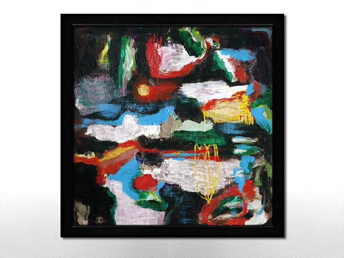4 The Color of Silence helen kholin nr4 20x20