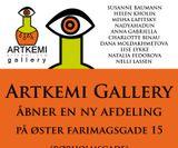 Artkemi gallery ny afdeling roerholmsgade