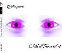 Child of trance vol. 1 helen kholin music cover cd design