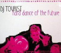 Dj Tourist hard dance of the future helen kholin music cover cd design
