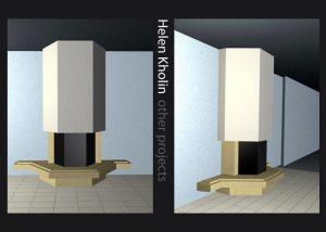 Fireplace design by helen kholin