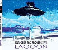 Kutsher and progressive Lagoon helen kholin music cover cd design