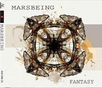 Marsbeing Fantasy helen kholin music cover cd design