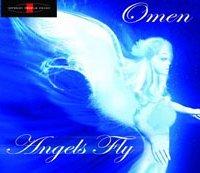 Omen Angels fly helen kholin music cover cd design