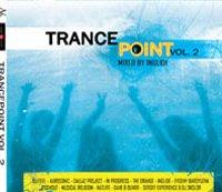TrancePoint vol. 1 Vol 2 compilation helen kholin music cover cd design