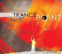 Trancepoint vol1 helen kholin music cover cd design