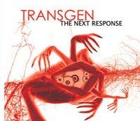 Transgen The next response helen kholin music cover cd design