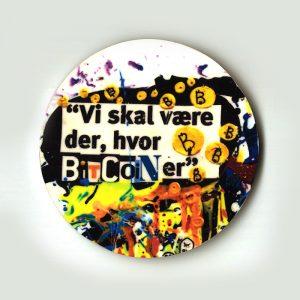 bitcoin magnets bitcoin art helen kholin