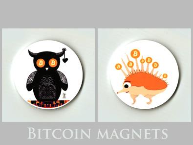 bitcoin magnets bitcoin art helen kholin mini