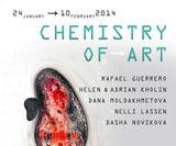 chemistry og artplakat artkemi