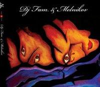 dj fam melnikov helen kholin music cover cd design