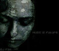 dj fam music is future helen kholin cd cover design