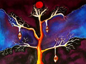 dreams serie of paintings helen kholin art kunst malerier