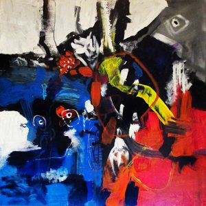 fireman and waterman helenkholin art