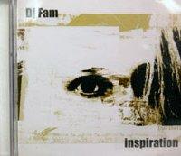 inspiratin dj fam helen kholin music cover cd design