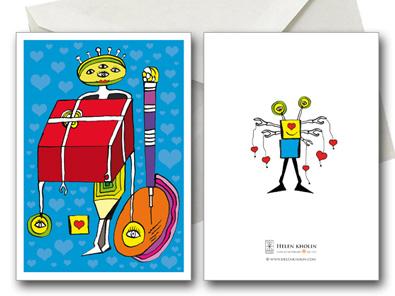 postkort helenkholin helen kholin