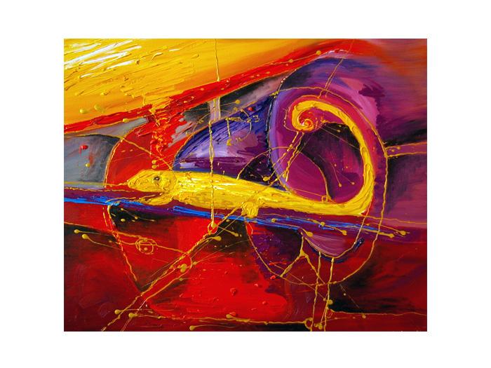 serie dreams nr 23 helen kholin painting maleri