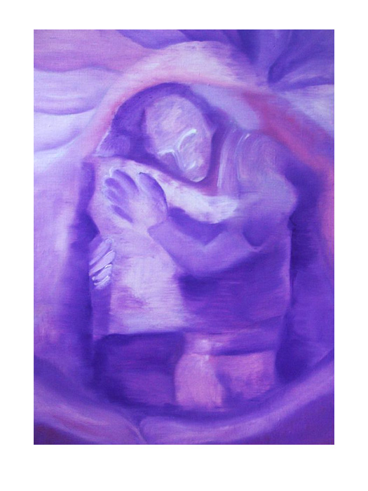 serie dreams nr 37 helen kholin painting maleri