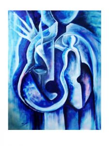 serie dreams nr helen kholin painting maleri