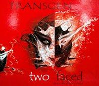 transgen two faced helen kholin music cover cd design