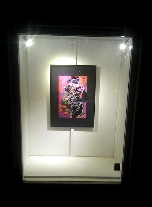 pastel kunst helen kholin gadens galleri solo udstilling exhibition copenhagen marts 2017
