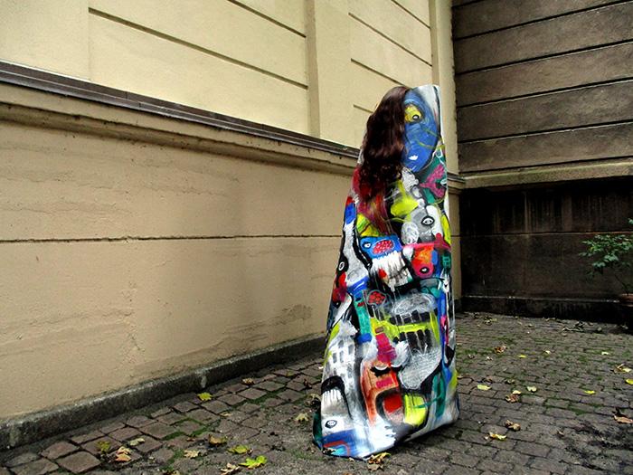 min bedste kjole helen kholin kunst art