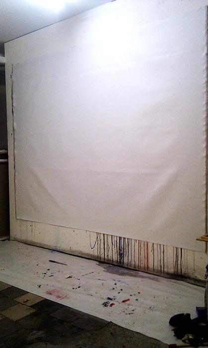 at finde inspiration i hvid helenkholin kunst