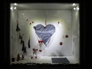 Julehjerte juleudstilling ryesgade gadens galleri helen kholin