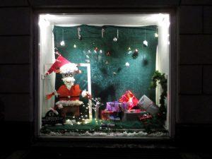 Julemand juleudstilling ryesgade gadens galleri helen kholin