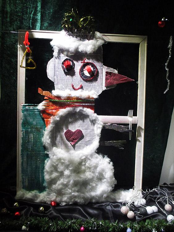 juleudstilling ryesgade gadens galleri helen kholin
