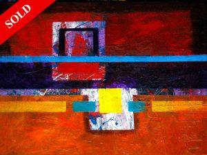 A parallel life of colors sold art helen kholin monaco solgt kunst