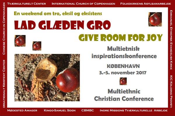 Fredens kirke Multietnisk inspirationskonference helen kholin udstilling