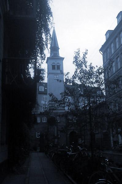 Fredens kirke koebenhavn