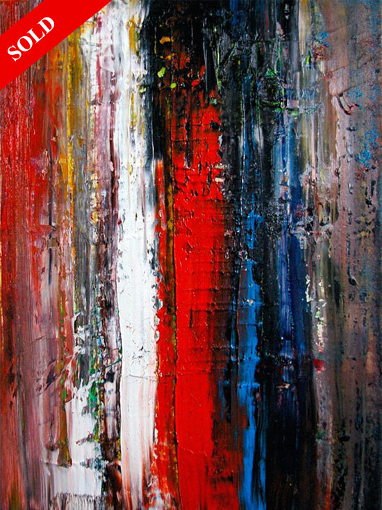 music of rain sold art helen kholin monaco solgt kunst