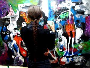 Helen Kholin People and mycelium