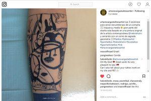 5 omg Tattoo helen kholin btc dreams 4 bitcoin tattoo Arturo Vargas arturovargastattooartist