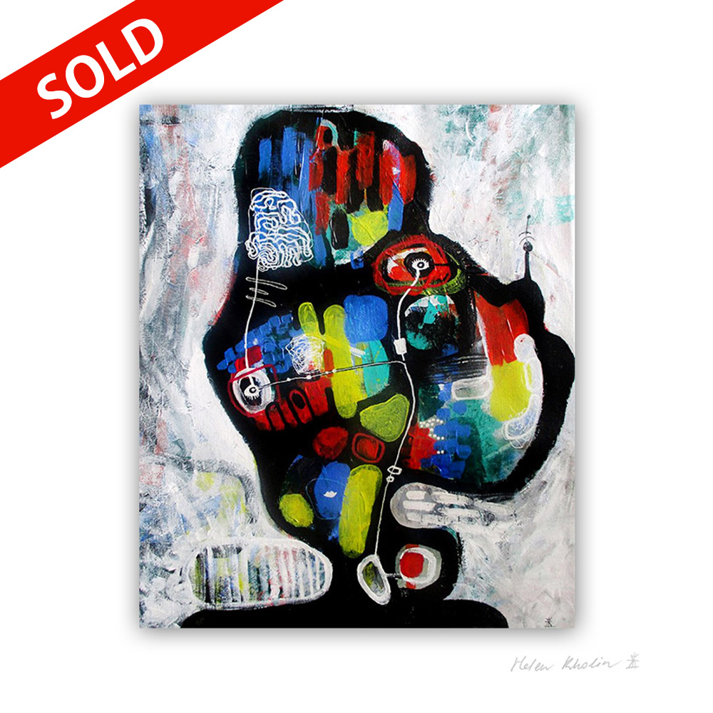 1-UFO-2-helen-kholin-Cph-2017-solgt-maleri-sold-painting