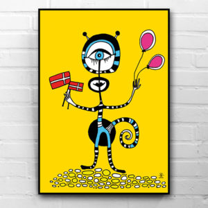 14-Happy-birthday-ufo-love-kunsttryk-print-med-kunst-ufoprint-art-prints-boligkunst-helen-kholin