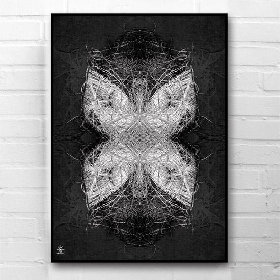 2-butterfly-x-planet-kunsttryk-print-med-kunst-ufoprint-art-prints-boligkunst-helen-kholin