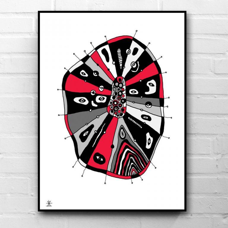3-Crop-circle-bacterium-kunsttryk-print-med-kunst-ufoprint-art-prints-helen-kholin-768x768
