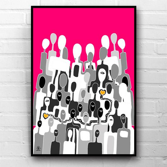 4-Find-your-love-ufo-love-kunsttryk-print-med-kunst-ufoprint-art-prints-boligkunst-helen-kholin