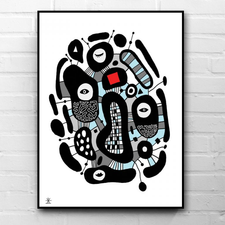 7-Crop-circle-Red-square-kunsttryk-print-med-kunst-ufoprint-art-prints-helen-kholin-768x768