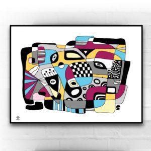 9-Crop-circle-space-shuttle-1-kunsttryk-print-med-kunst-ufoprint-art-prints-helen-kholin-768x768